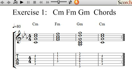 G M Guitar Chord Choice Image Chord Guitar Finger Position